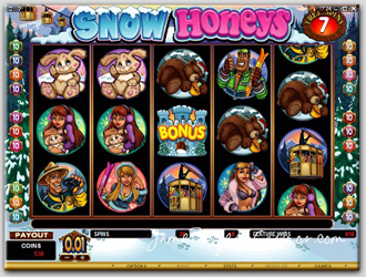 Play Snow Honeys @ Grand Mondial Casino