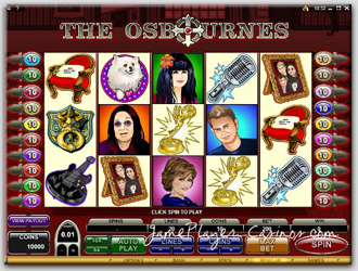 Play Osbournes @ Casinoshare