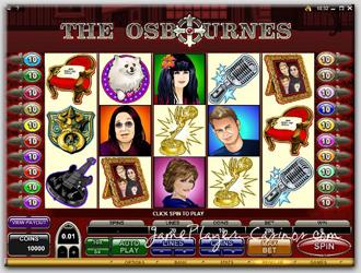 Play Osbournes @ Casinoshare