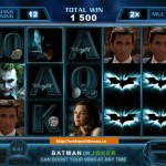 The Dark Knight™ rises with new $1million jackpot slot