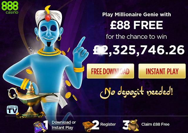 888 casino genie dinner casino cruise tampa florida