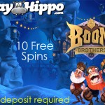 No Deposit Free Spins On Boom Brothers UK & All Countries