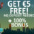 Hello Casino: EXCLUSIVE £/$/€5 Free No Deposit Bonus