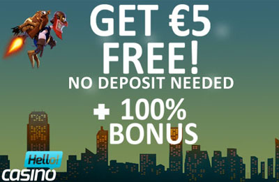 casino no deposit sign up bonus