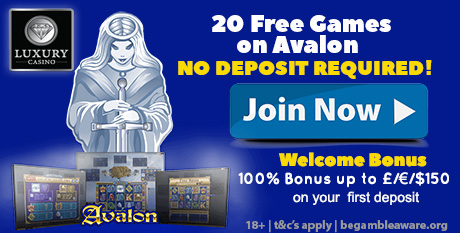 Luxury casino no deposit bonus