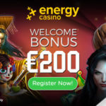 New Energy Casino No Deposit Bonus – 5 BUCKS FREE