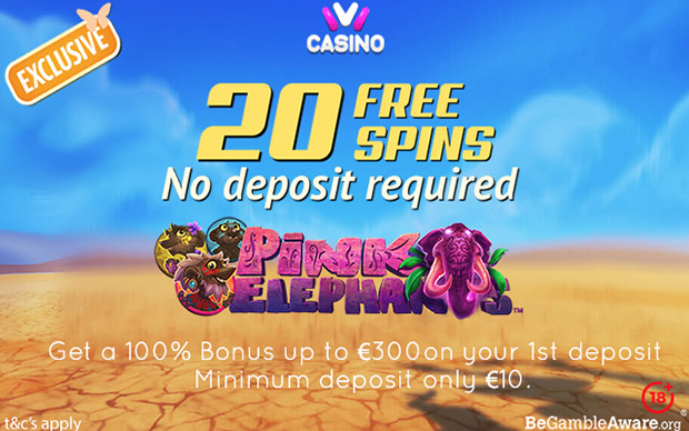 Exclusive iViCasino free spins without deposit are now