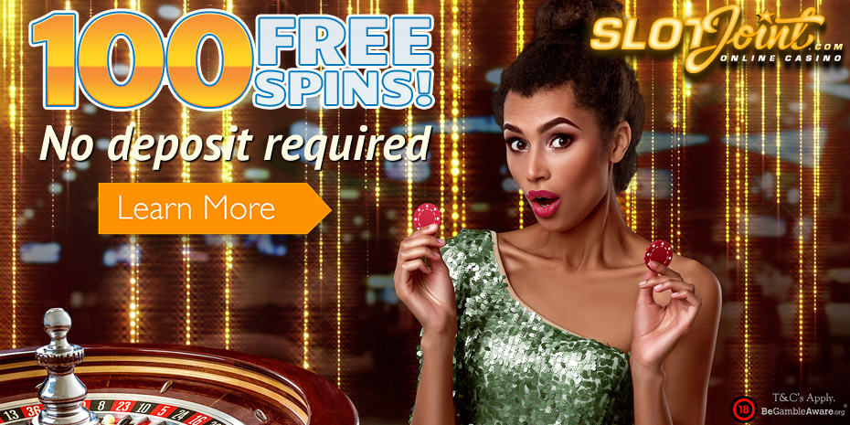 100 Free Spins without Deposit